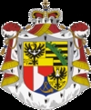 This coat of arms belongs to...