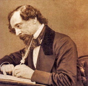 FAMOUS AUTHORS: Which of these novels was NOT written by Charles Dickens?
