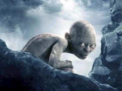 What was Gollum, before it became that creature ruled によって the will of the ring?