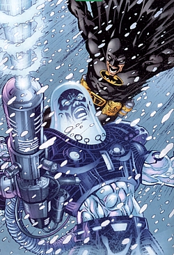 Mr. Freeze real name
