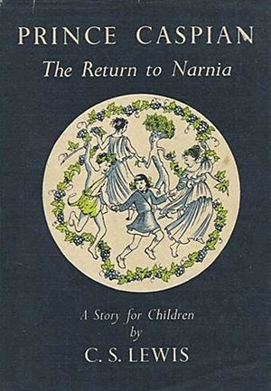 What year was Prince Caspian published?