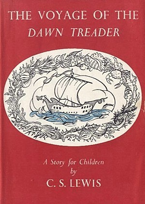 What year was The Voyage of the Dawn Treader published?