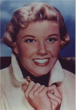 What was Doris Day's real name?