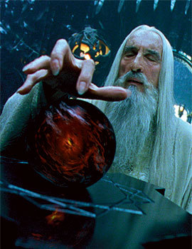What's the name of Saruman (in Sindarin)?