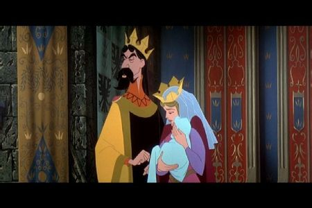 What is the Princess's given name in 'Sleeping Beauty'?