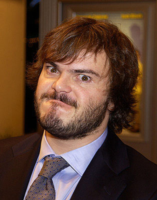 Which episode was Jack Black in?