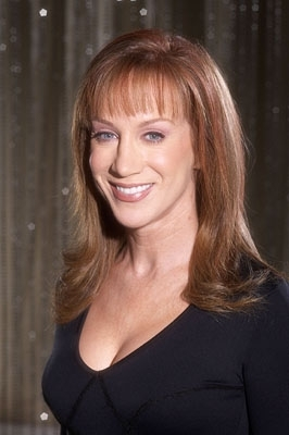 Which episode was Kathy Griffin in?