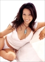 Which episode was Lucy Liu in?