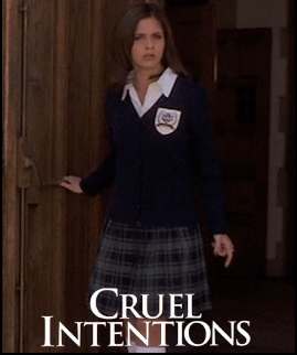Who was Sarah's character on Cruel Intentions?