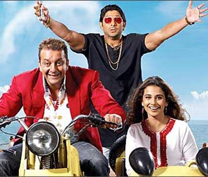 "The song ""Pal Pal"" from the 2006 film 'Lage Raho Munnabhai' is a rehash of what English song?"