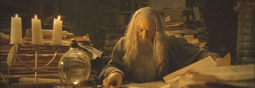When did the Fourth Age of Middle-Earth begin, according to Gondor records?