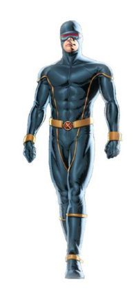 How old was Scott (Cyclops) when he ran away from the orphanage?