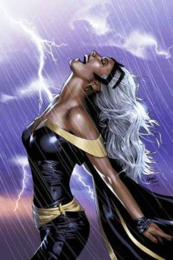 What was Ororo Munroe's (Storm's) main phobia?