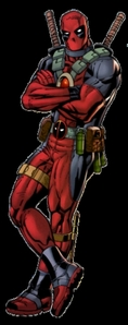 Why was Deadpool considered a Fourth-Dimensional Character?