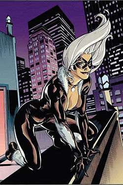 Which one of these personalities describe Black Cat?