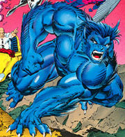 When does Hank McCoy (Beast) leave the X-Men?