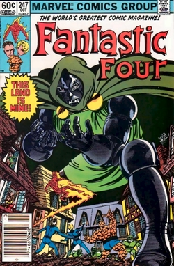 When did Victor Doom (Doctor Doom) make his first appearance?