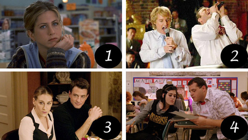 PICTURE THIS: Which of these films does NOT 星, 星级 Rachel McAdams?