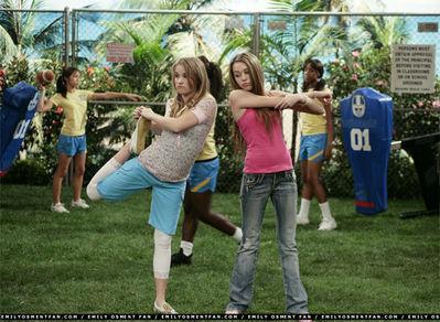 What did Emily teach Miley Cyrus?