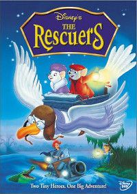 In Rescuers what is the name of Medusa`s helper?