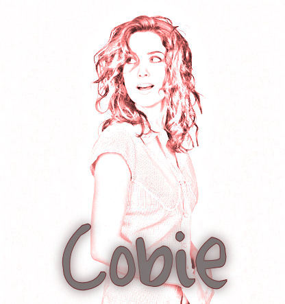 What language is Cobie fluent in? (Other than English obviously)