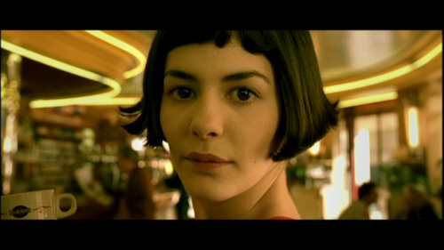 What was the date and time of Amelie's conception?