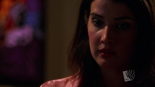 In what television show did Cobie play a villian named Shannon?