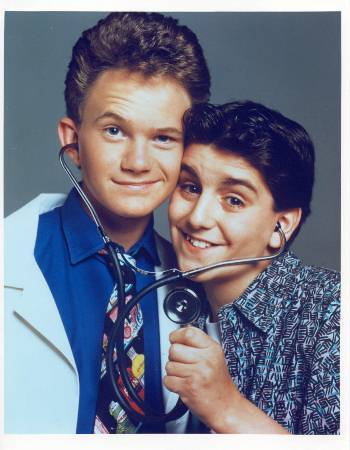 In what year did NPH win a People's Choice Award for his role in Doogie Howser M.D?