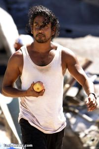 How many years did Sayid serve in the Iraqi Republican Guard?
