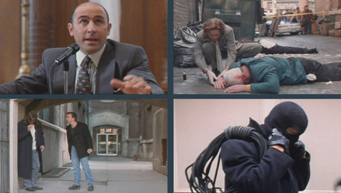 PICTURE THIS: Which movie are these scenes from?