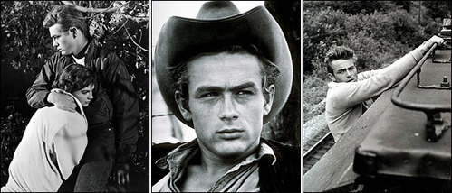 James Dean was nominated for a Best Actor Oscar for which of his films?