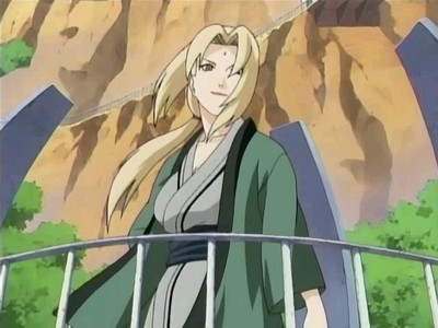 what does Tsunade's name mean?