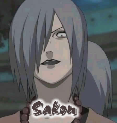 Wich of these is Sakon's seal?