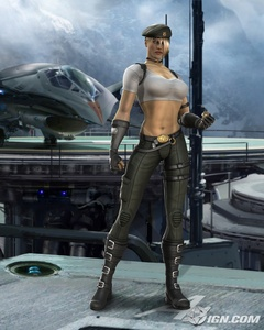 Mortal Kombat: Armageddon - Who was Sonya after in Konquest?