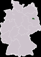 What's the name of this green state?