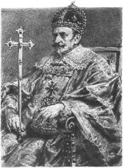 For how many years was Zygmunt III Waza king?