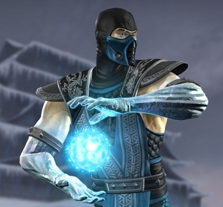 How many Mortal Kombat (main series) games has Sub-Zero appeared in?