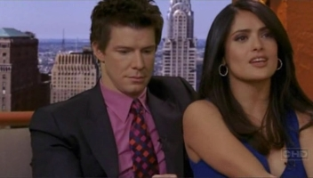 In which episode did we first see Selma Hayek in Ugly Betty?
