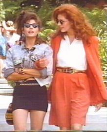What was the name of the club that Vivian and Kit often hung out at in 'Pretty Woman'?