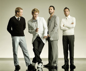 Trure or False he in a group cslled Backstreet boys 