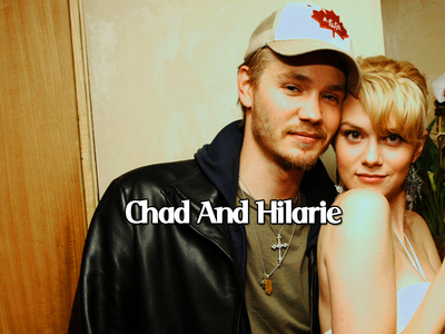 How did Hilarie describe Chad in an interview with Popstar! magazine?