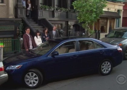 "In ""The Chain of Screaming"" Barney calls shotgun when Ted shows his new car to the gang. There is another ep where Barney calls shotgun. Which one is it?"