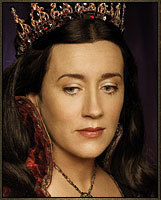 Who portrays Katherine of Aragon?