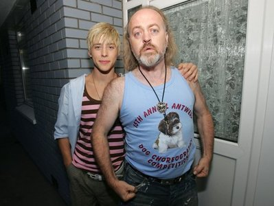 Which comedian played Maxxie's dad?