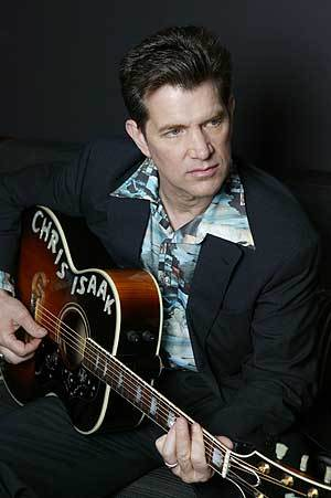 GUEST STARS: On which of these shows did singer Chris Isaak guest star?