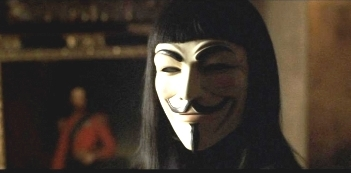 FINISH THE QUOTE From V For Vendetta People Should