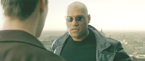 FINISH THE QUOTE: (From 'The Matrix') Morpheus: Throughout human history, we have been dependent on machines to survive...