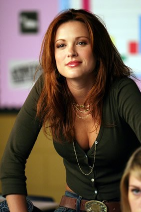 What did the One tree hill cast and crew nickname her?