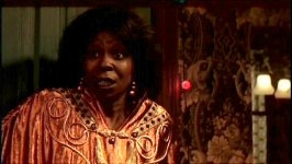 What is the name of this movie Whoopi Goldberg appeared in?