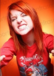 Who would Hayley eat first if she were on a deserted island with the band?